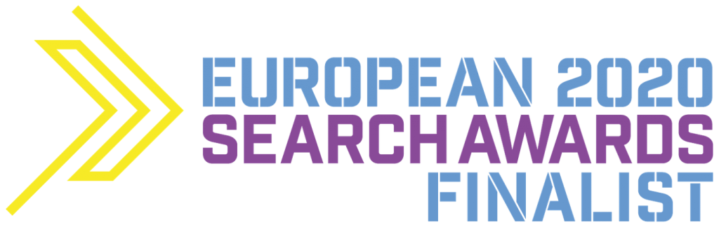 European Search Awards 2020 - Evolved Search up for 6 awards