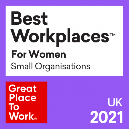 Best Workplaces - Best Places to Work for Women 2021 - Evolved Search
