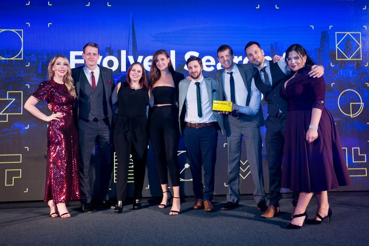 Evolved Search - UK Search Award winners 2018 - Best B2C Campaign