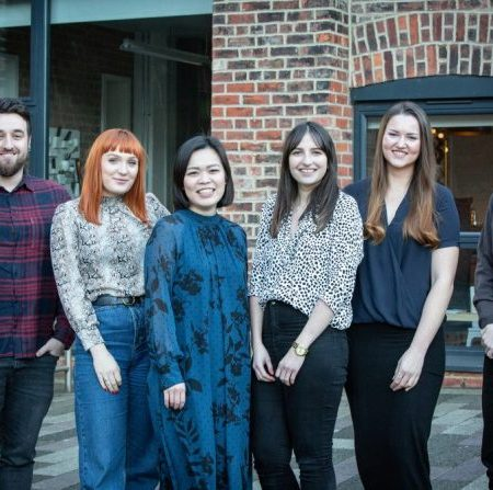 Six new faces join the Evolved Search team - February 2019 - Newcastle SEO Agency