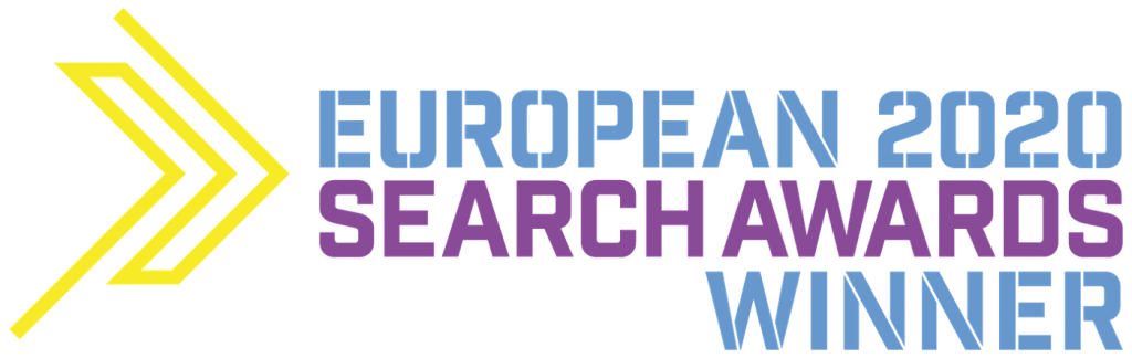 Evolved Search wins double at the European Search Awards 2020