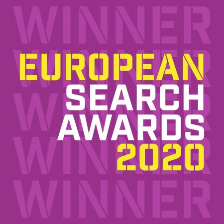 Evolved Search wins two awards at the European Search Awards 2020 for Best B2C and Best Automotive campaigns
