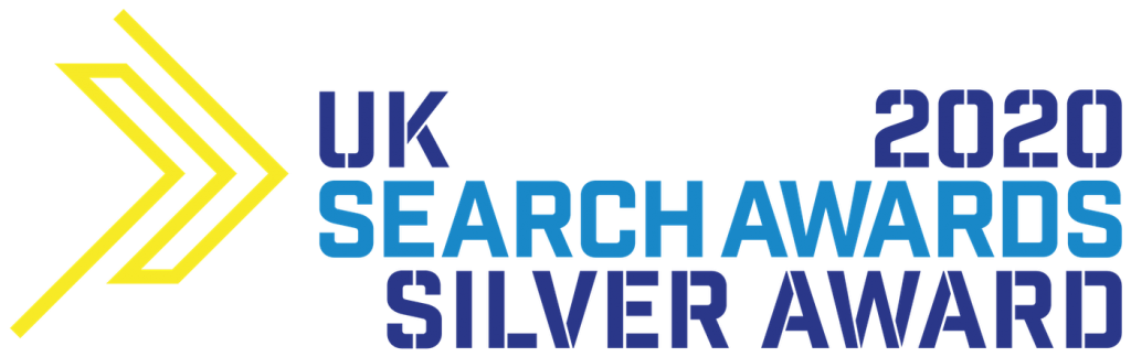 Best SEO Agency (Large) - Silver Award - Evolved Search